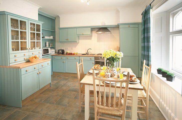 Landward kitchen