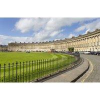 The Royal Crescent Garden Apartment