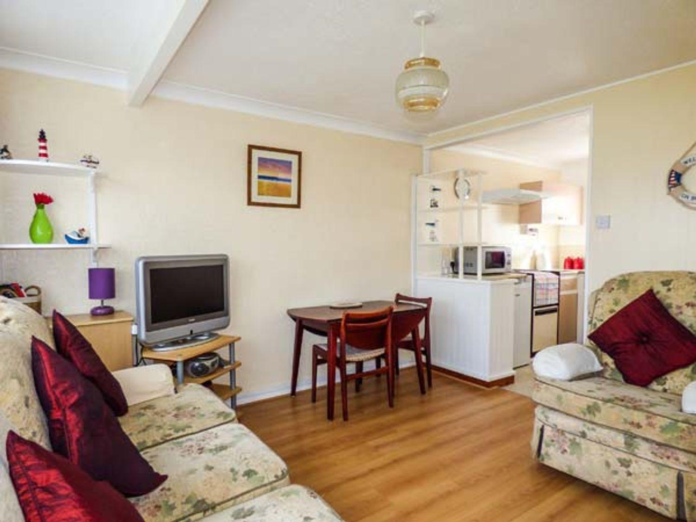 107 Beach Road Chalet living room