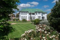 Art Deco House Front