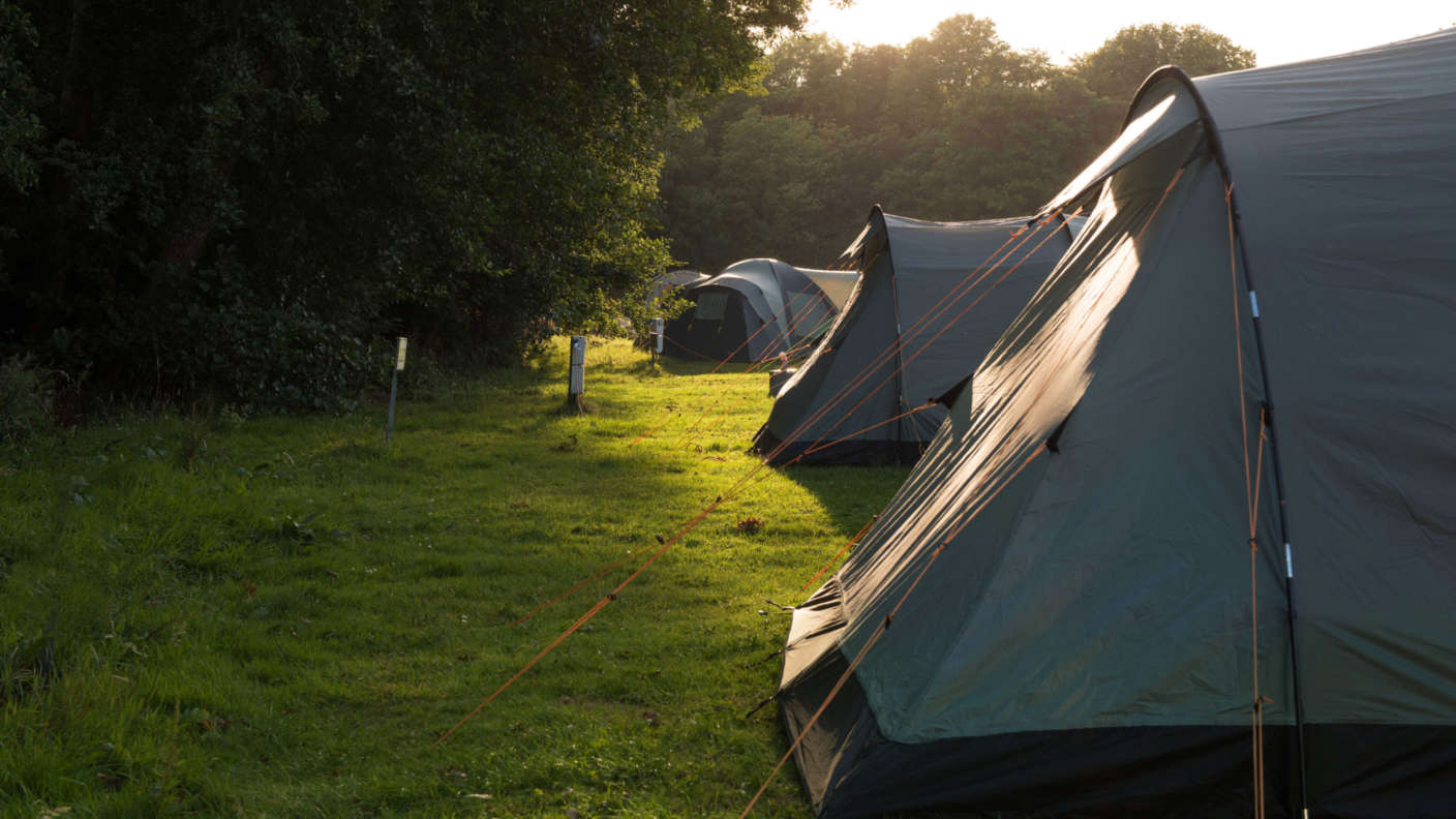 4.Tents-grass-pitch-sunset
