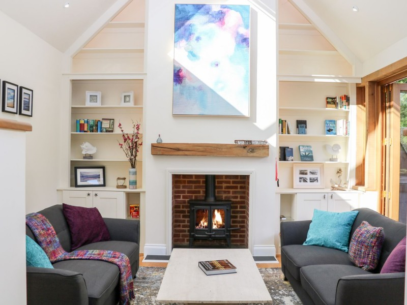 Bailey Cottage sitting room