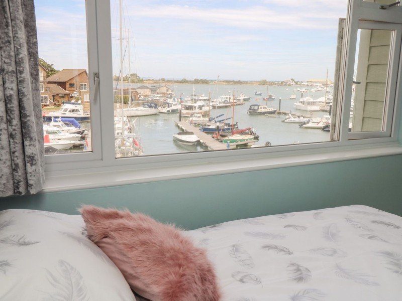 Yachtsmans bedroom