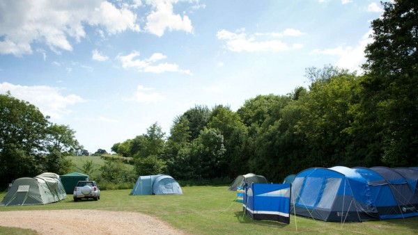 shorefield camping