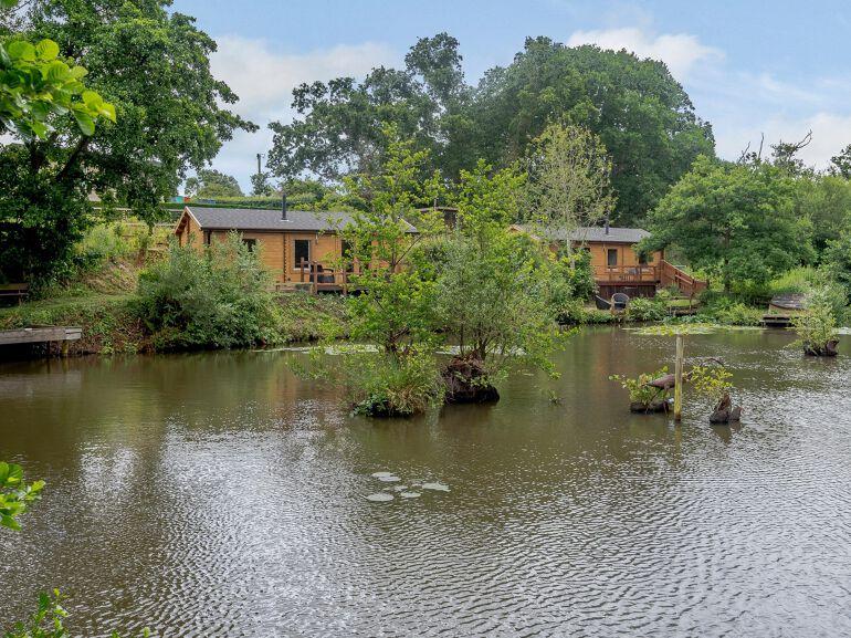 Alverstone pond