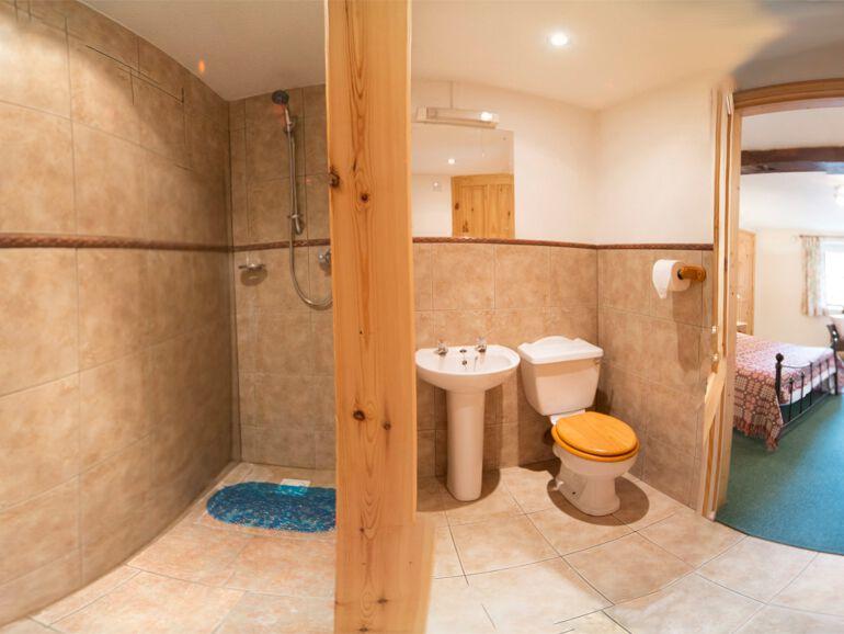 Coach House wet room