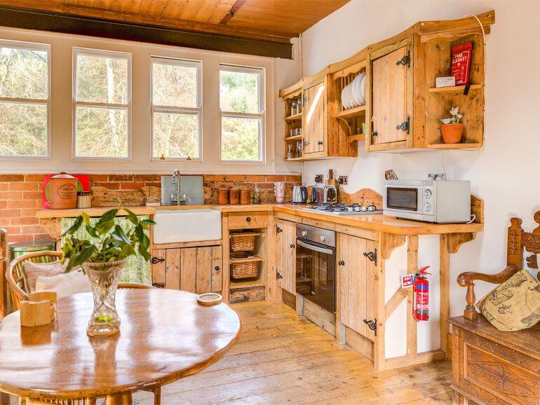 clocktower kitchen