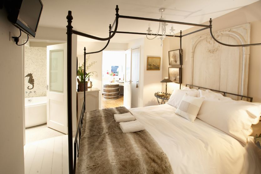 Barnacles bedroom