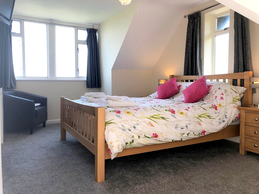 North cliffe hotel self-catering-penthouse