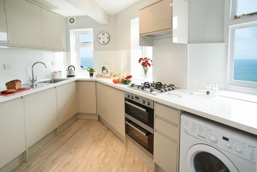 Pelorus kitchen