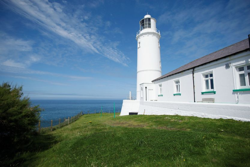 Lighthouse Lighthouse at Trevose Head, Padstow, Cornwall – Pelorus Cottage