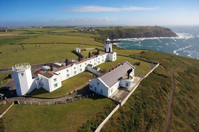 Lizard Point Lighthouse, Cornwall - Godrevy