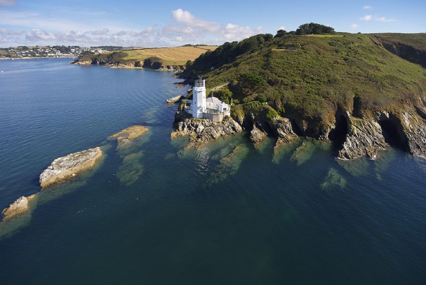 St Anthony's Lighthouse, Cornwall - Sally Port Cottage