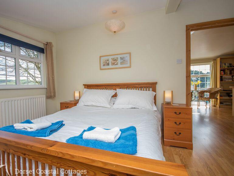 Seahills bedroom