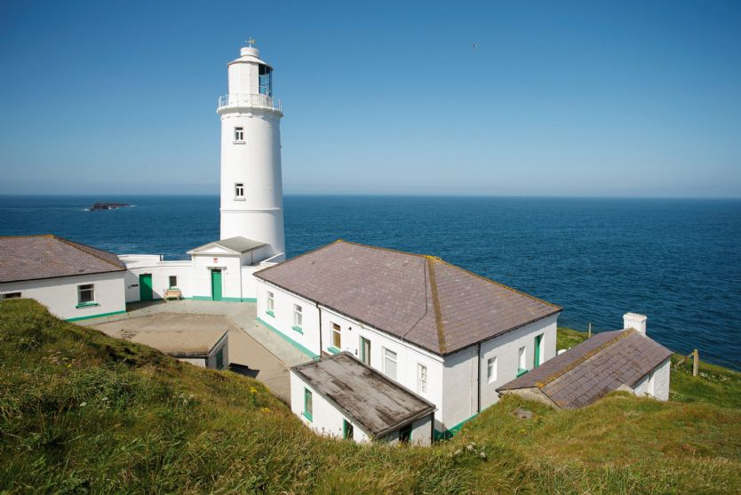 Lighthouse at Trevose Head, Padstow, Cornwall - Nimbus Cottage
