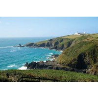 Lizard Point Lighthouse, Cornwall - Round Island