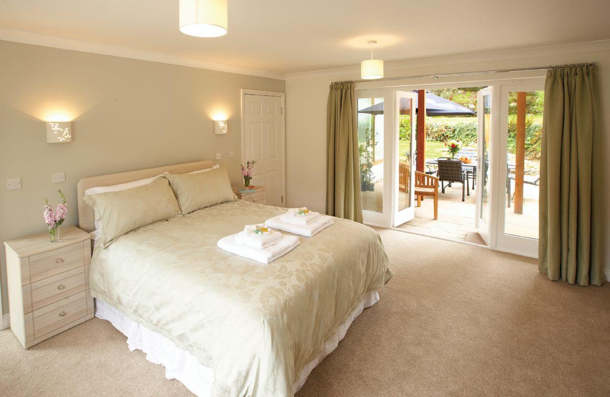 The haven bedroom