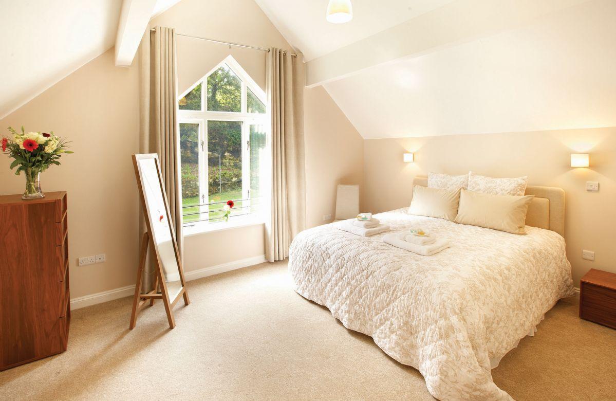 The haven first floor bedroom