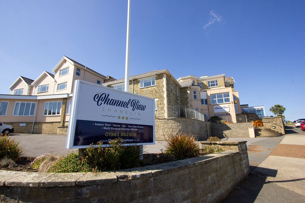 Shanklin, Channel View Hotel