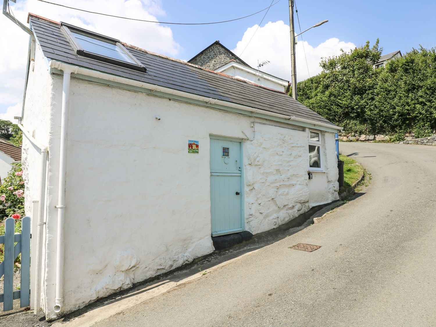 Cornwall - Porthallow near St Keverne - The Old Stable